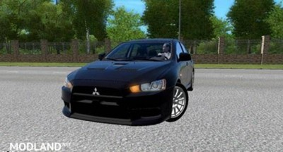 Mitsubishi Lancer Evolution X GSR [1.5.0], 1 photo